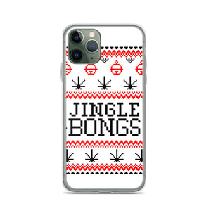 JINGLE BONGS IPHONE CASE