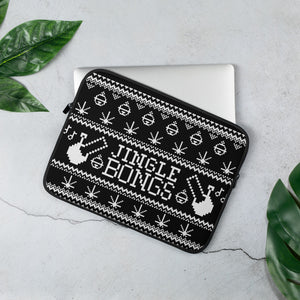 JINGLE BONGS LAPTOP CASE (BLACK)