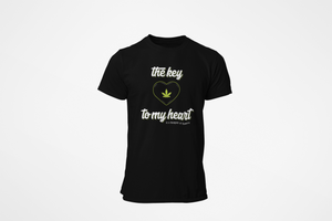 THE KEY TO MY HEART - GREEN (UNISEX)