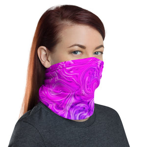 High-Dye Cannabis Neck Gaiter