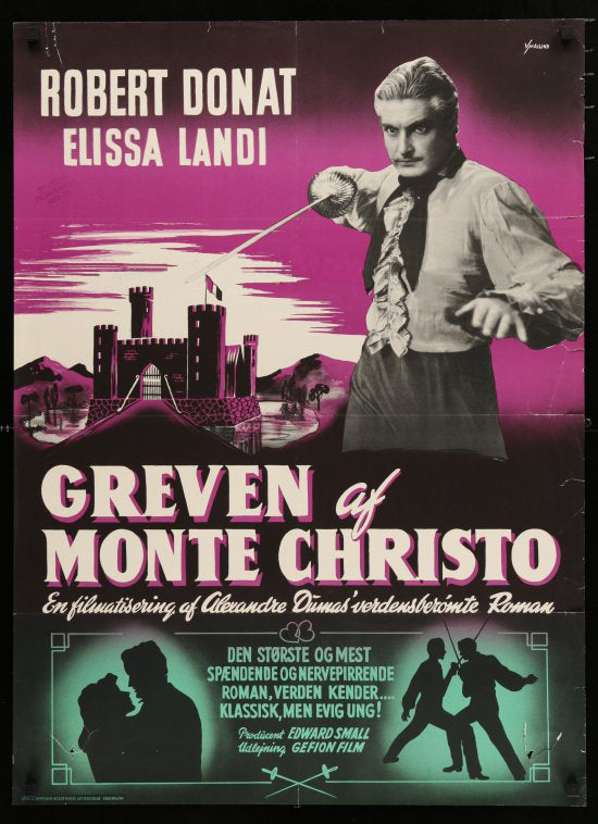 Count of Monte Cristo (GREVEN AF MONTE CHRISTO)