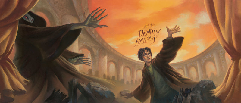 Harry Potter Book 7: The Deathly Hallows