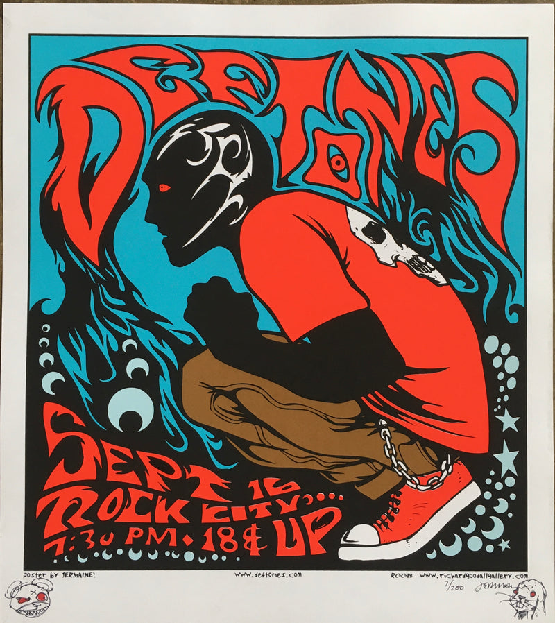 Deftones - Rock City 9.16 7/200