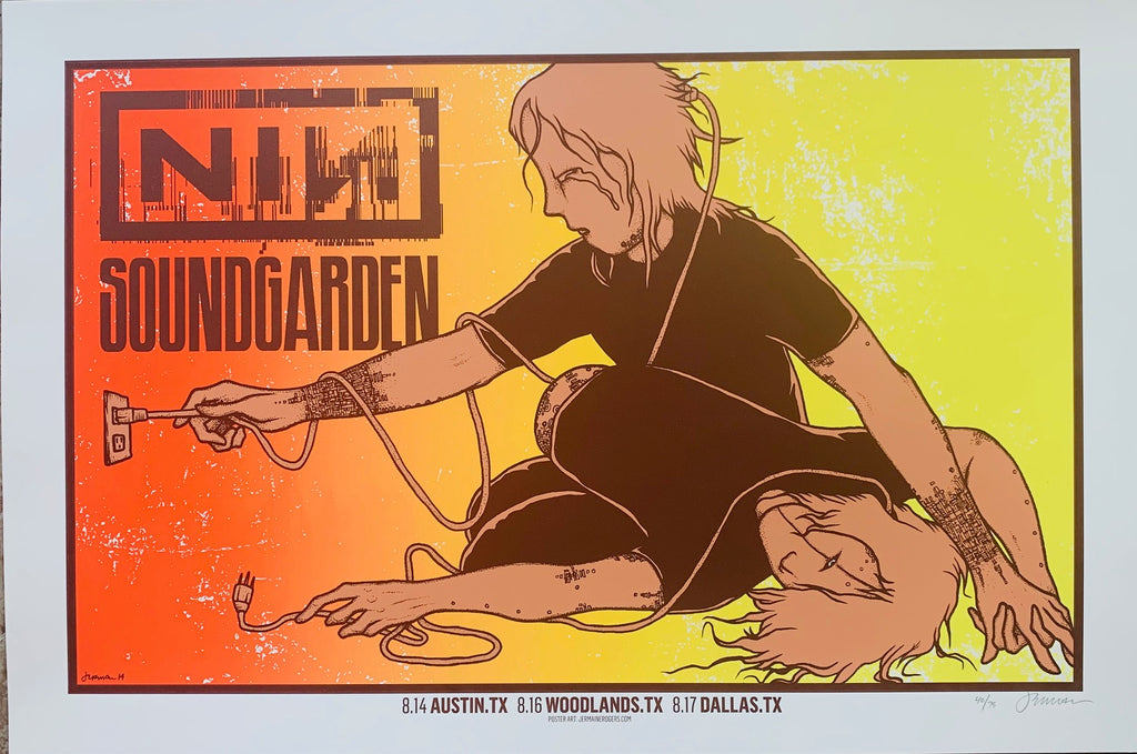 NIN Soundgarden TX 2014 40/75