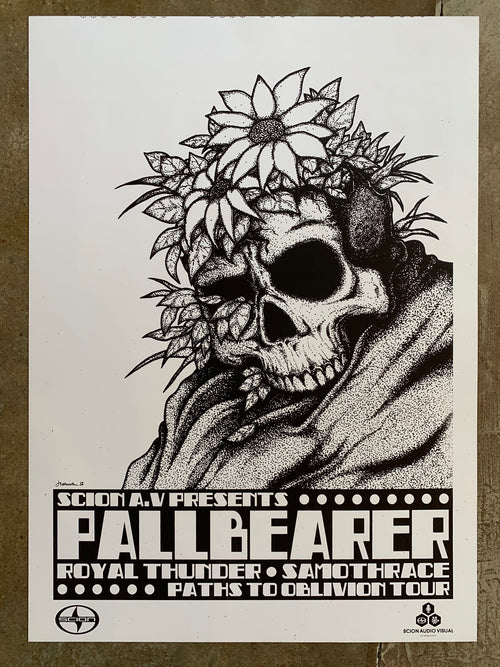 Pallbearer double sided TEST