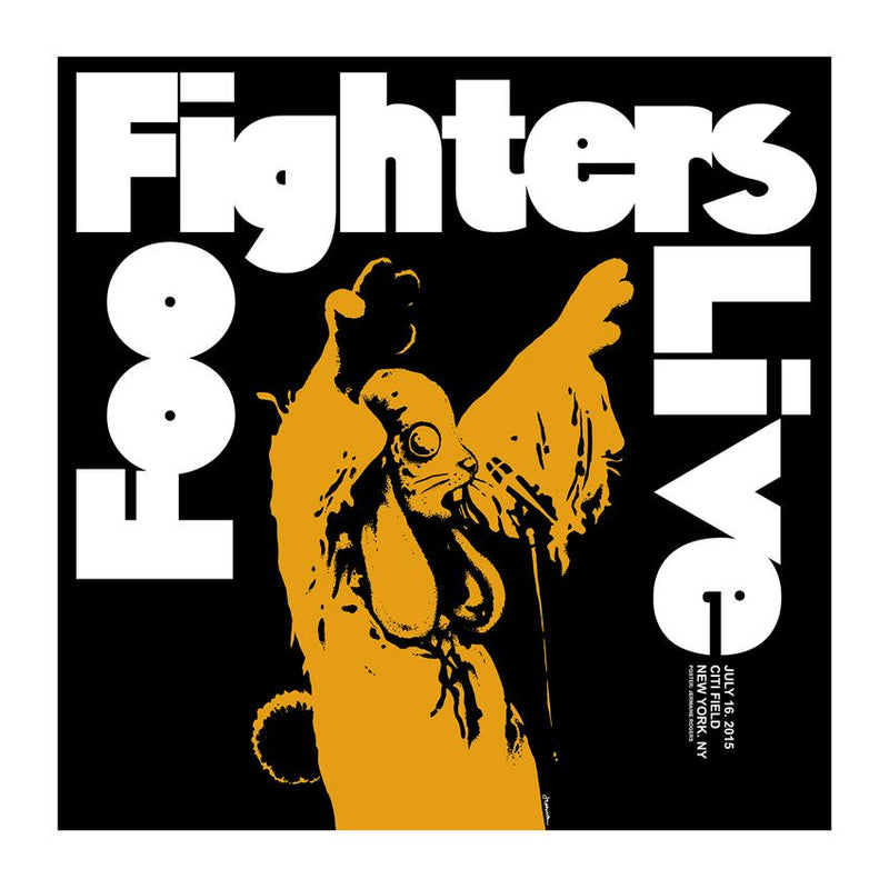 Foo Fighters - LIVE 80/100
