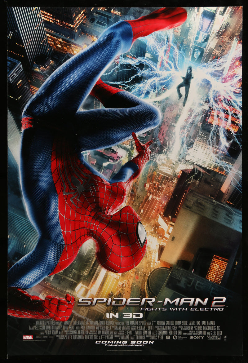Spider-Man 2, Amazing