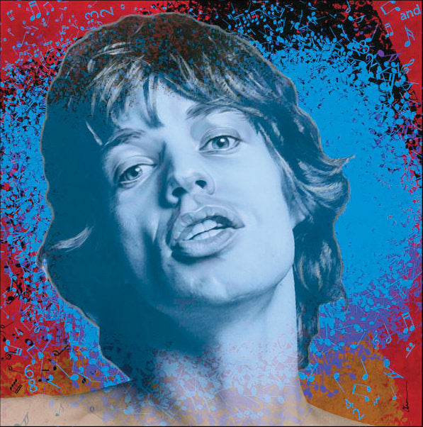 Let The Music Play - Mick Jagger