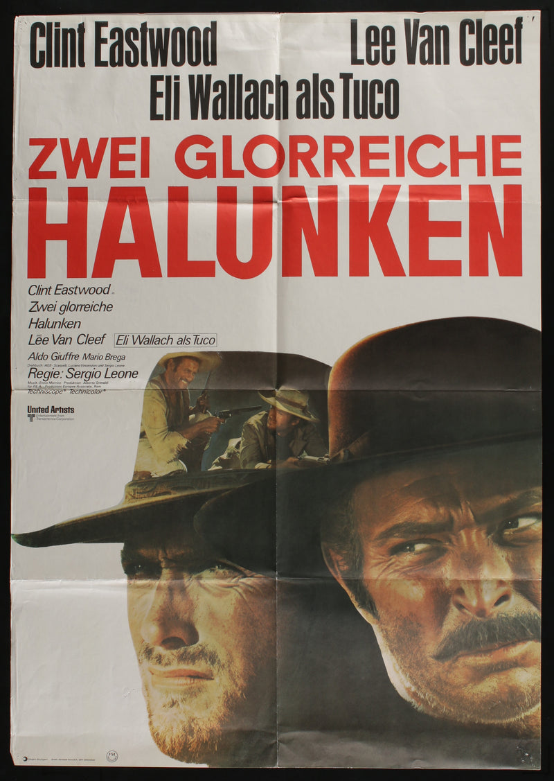 Good , The Bad & The Ugly, The (ZWEI GLORREICHE HALUNKEN)