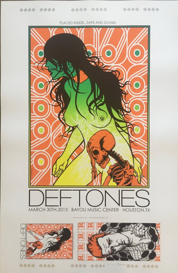 Deftones - Houston, TX - 3.30.13 TEST