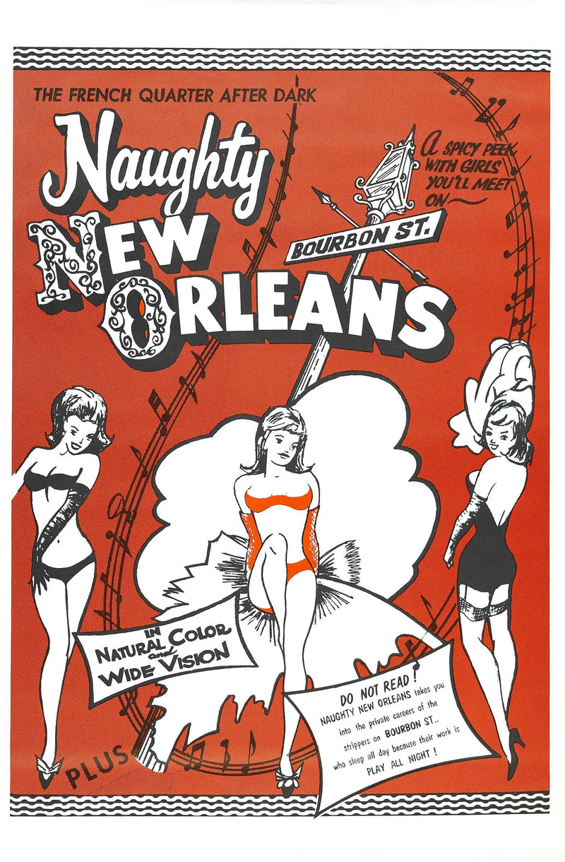 Naughty New Orleans