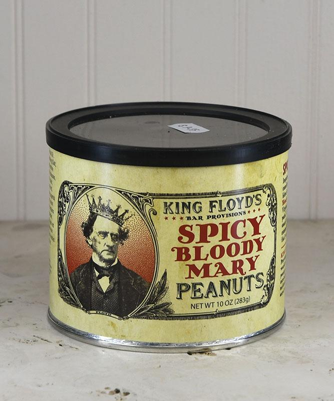 King Floyd's - Spicy Bloody Mary Peanuts 10oz