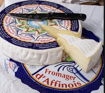 Fromager d'Affinois - 1/4 lb