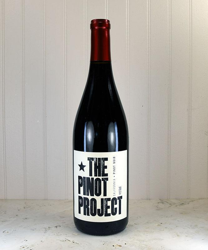 The Pinot Project - Pinot Noir 2017j
