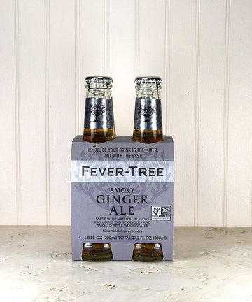 Fever Tree - Smokey Ginger Ale