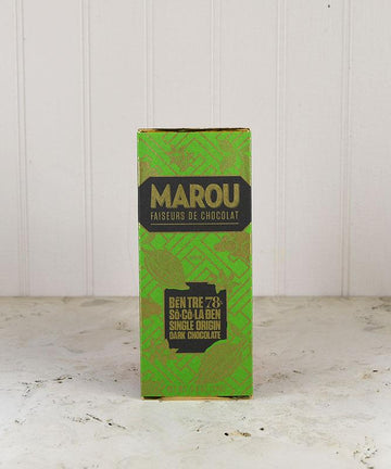 Marou mini dark chocolate - 78%