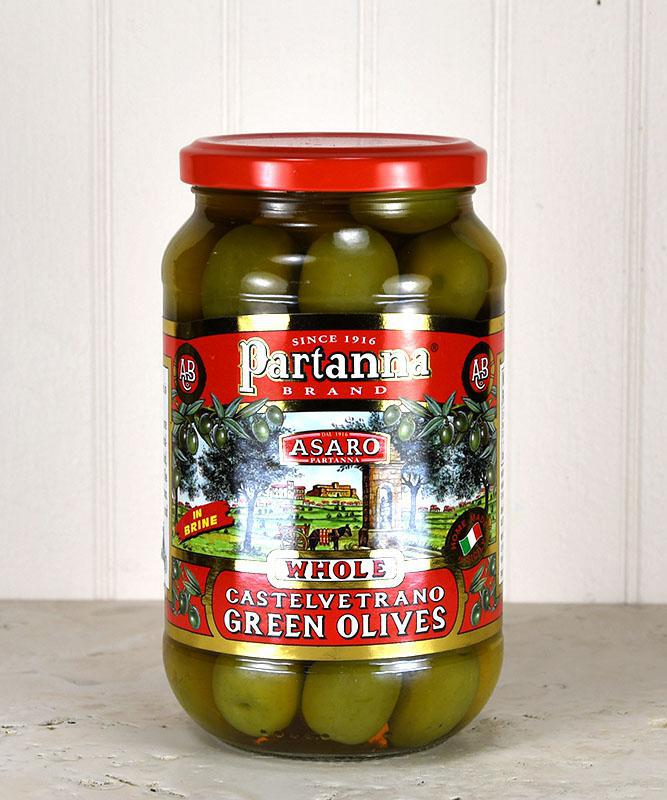 Partanna - Castelvetrano Olives