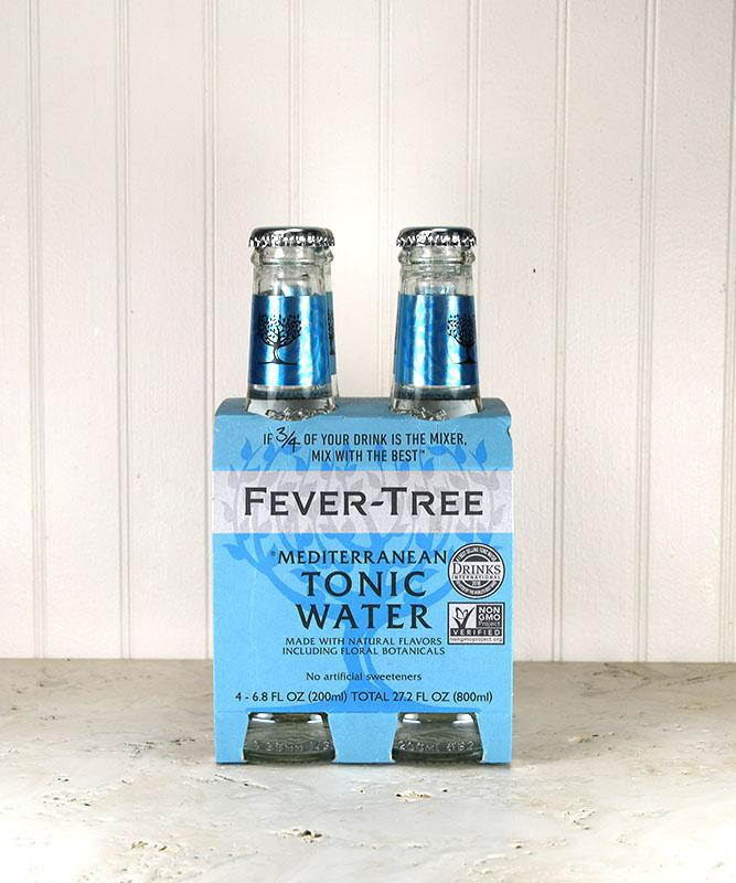 Fever Tree - Mediterranean Tonic Water