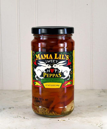 Mama Lil's - Sweet Hot Peppas