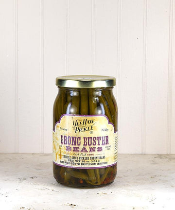 Yeehaw Pickle Co. - Bronc Buster Beans