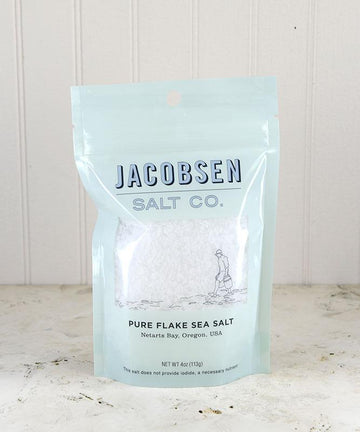 Jacobsen Salt Co. - Pure Flake Sea Salt