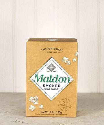 Maldon - Smoked Sea Salt