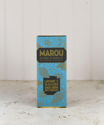 Marou mini dark chocolate - 74%