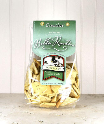 Bello Rustico - Rosemary Crackers