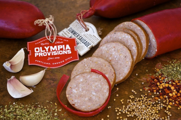 Olympia Provisions Summer Sausage