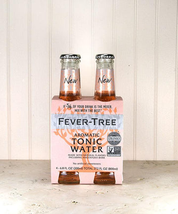 Fever Tree - Aromatic Tonic Water