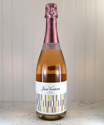 Jane Ventura - Brut Natural Cava Rose 2017