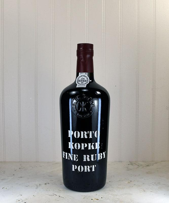 Kopke - Fine Ruby Port - 750ml