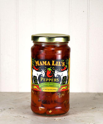 Mama Lil's - Pickled Peppers in Oil