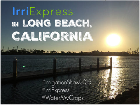 IrriExpress Irrigation Software in Long Beach Cali