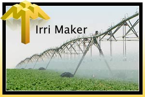 IrriMaker - CAD and Irrigation calculation functions