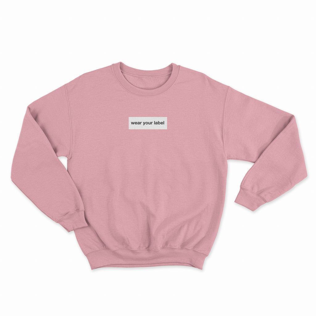 WYL Everyday Unisex Crew Neck Sweatshirt