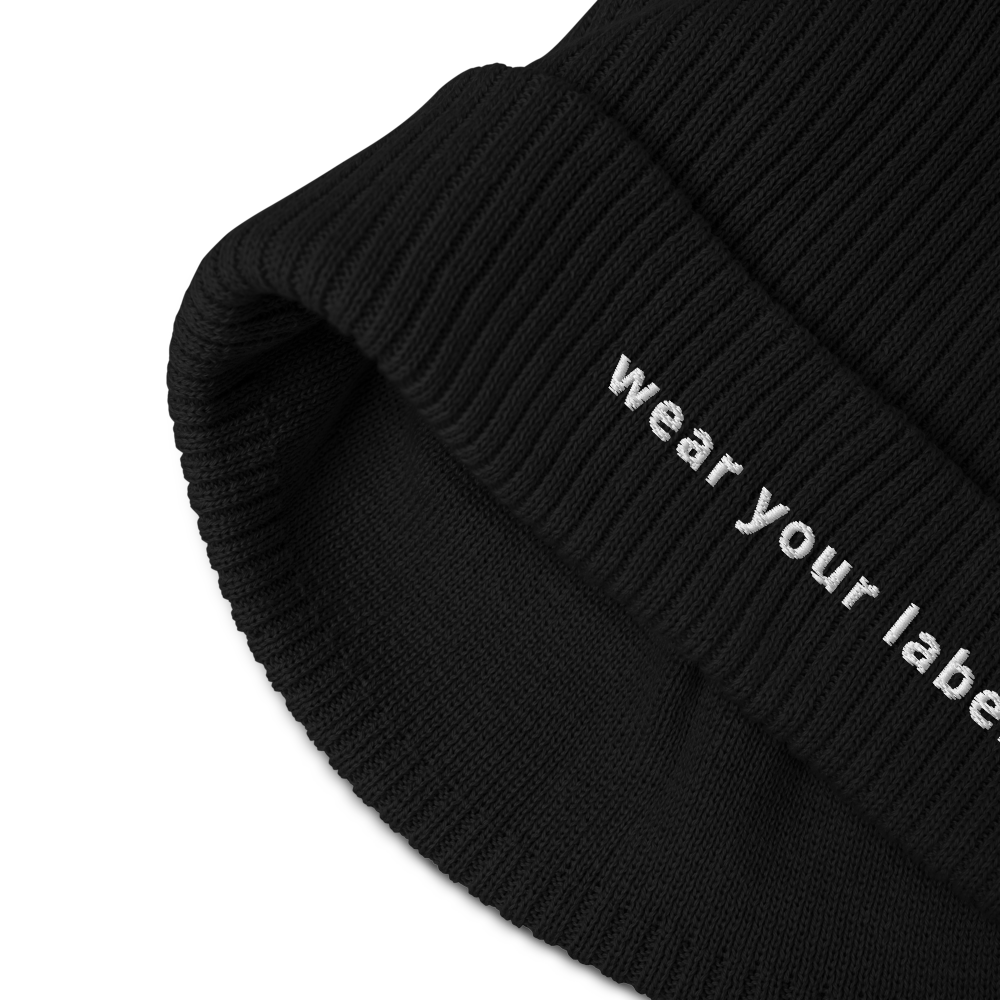WYL / Mental Health Awareness - Organic Beanie