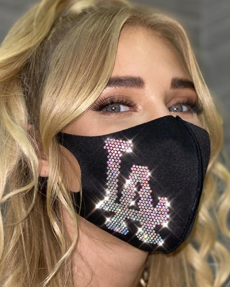 Hot Drilling Outdoors Breathable Dust-proof Face Mask