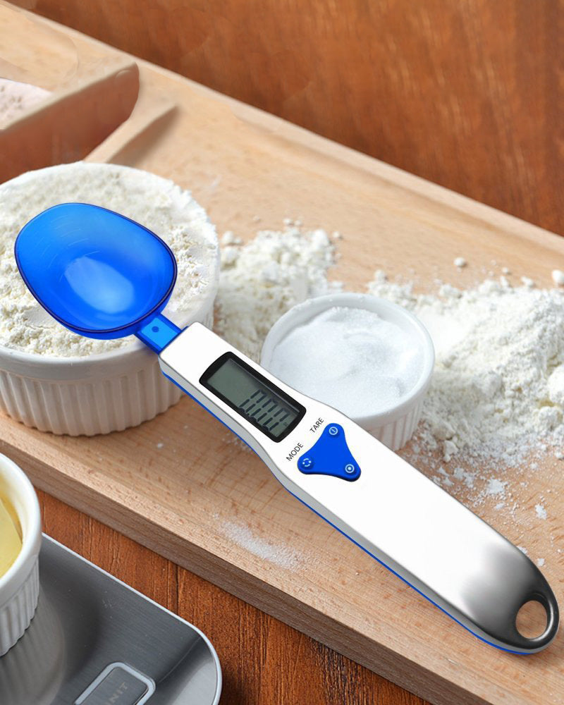 0.5g-500g LCD-Digital Screen Auto Off Electronic spoon scale Home life Kitchen daily Tool