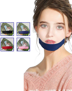 Mouth Clear Window Visible Face Mask