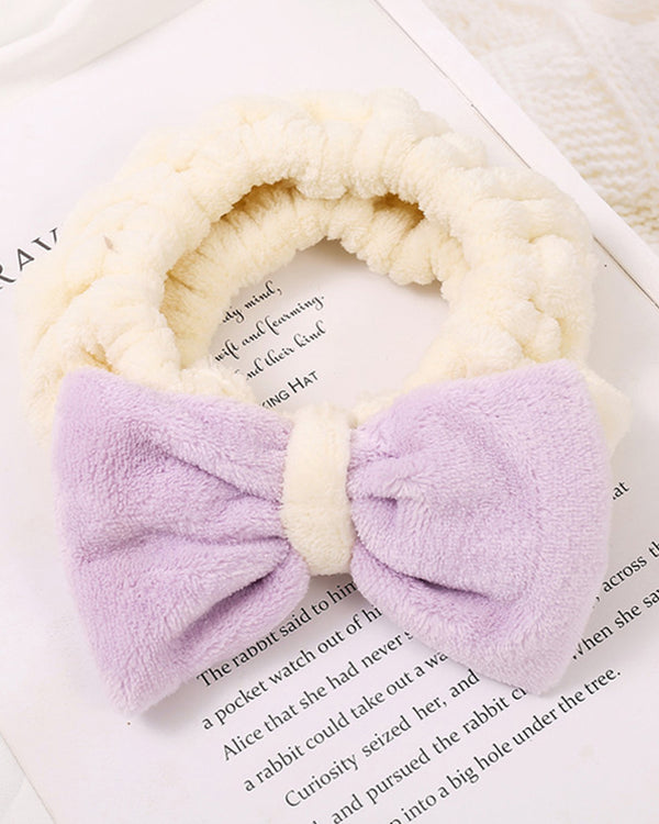 Headband Makeup Bath Mask Cosmetic Hairband