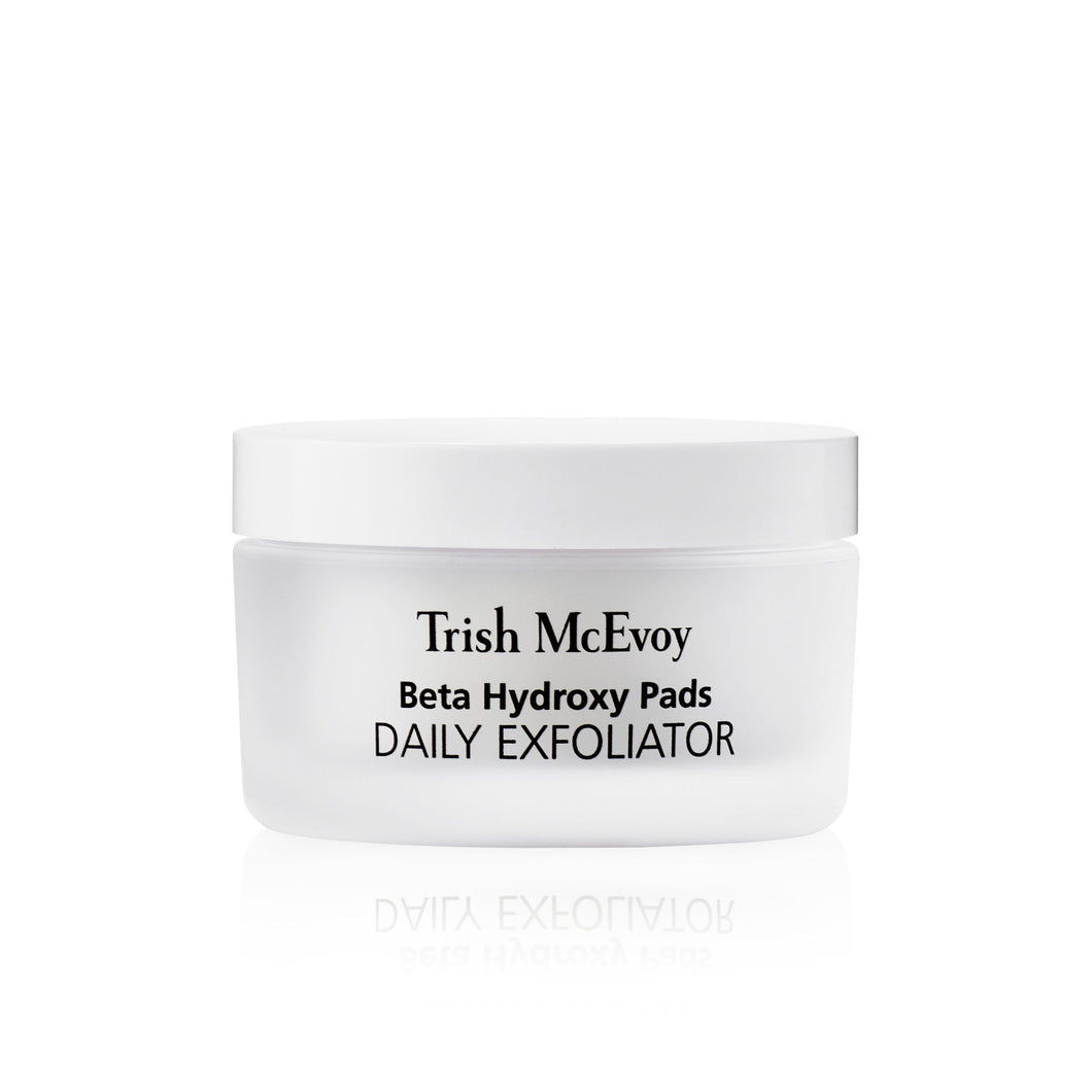 Trish McEvoy Correct and Brighten Beta Hydroxy Pads Daily Exfoliator