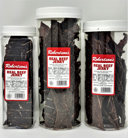 Real Beef Jerky
