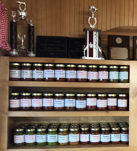 Jar Items - Robertson's Hams