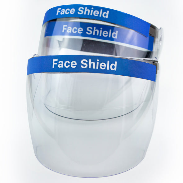 Plastic Medical Face Shield