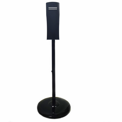 Portable Stand for Automatic Hand Sanitizer Dispensers