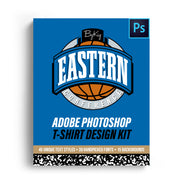 Eastern & Western Conference T-Shirt Kit