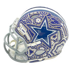 Casco Mini Riddell NFL - Cowboys