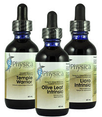 Physica Energetics - Aperture Energetics Intrinsic Spagyric Botanical Tinctures