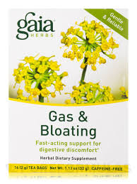 Gas and Bloating Tea